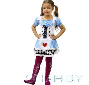 Новогодний костюм детский Принцесса нежность