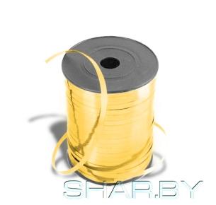 Лента 5ммХ500м жёлтая