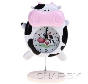 Часы настольные Весёлая корова