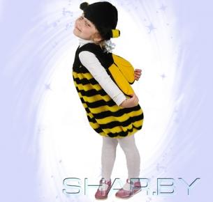 Новогодний костюм детский Пчелка-2