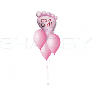 Стойка It`s a girl