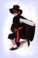 Новогодний костюм детский Зорро