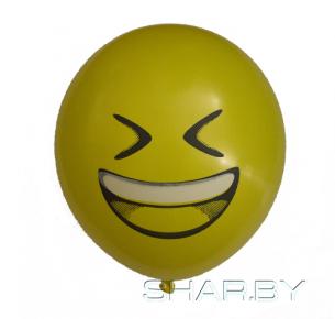 Шар с рисунком Emoji XD