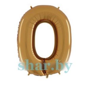 "БУКВА О 40"" Gold"