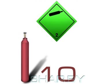 Баллон гелиевый 10л